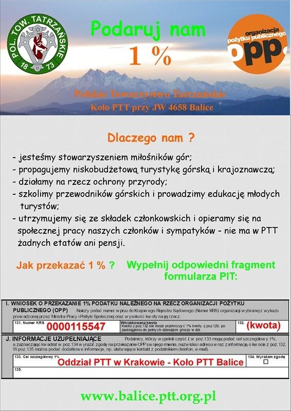 Plakat OPP 2004